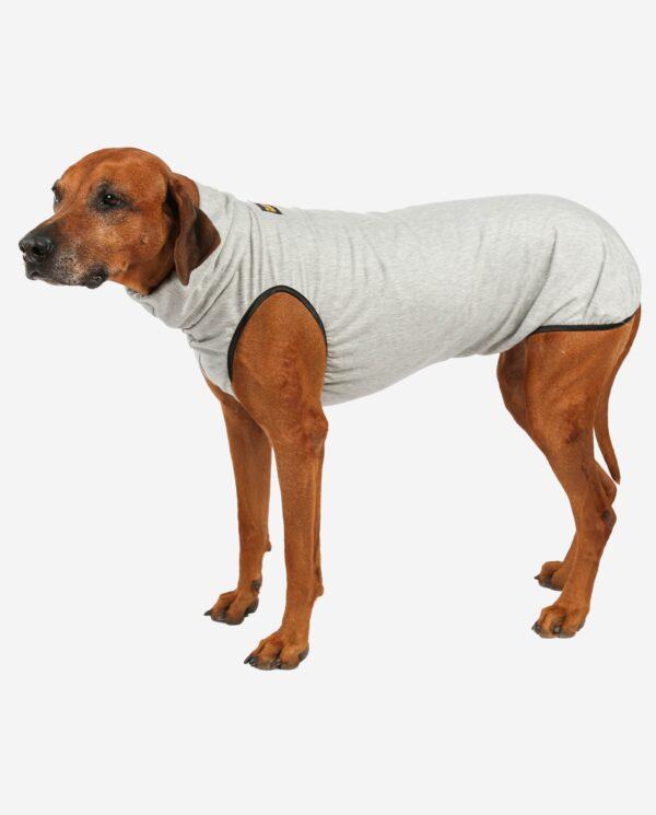 RR DOG`s WARE® Hundepullover graumelange