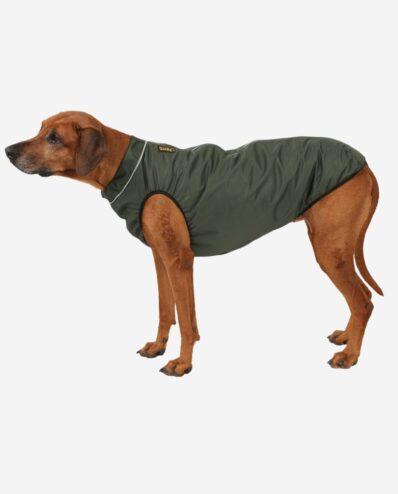 RR DOG`s WARE® Hunderegenjacke Khakigrün strapazierfähig