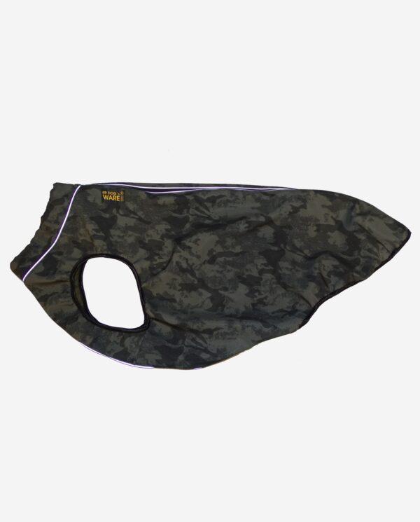 RR DOG`s WARE® Hundemantel Softshell Wasserdicht camouflage nigth